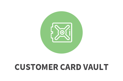 Customer Card Vault